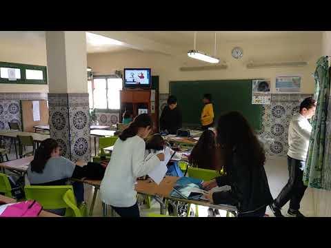 Celebración Del Día Del Flamenco En El Colegio De Alhucemas (2)
