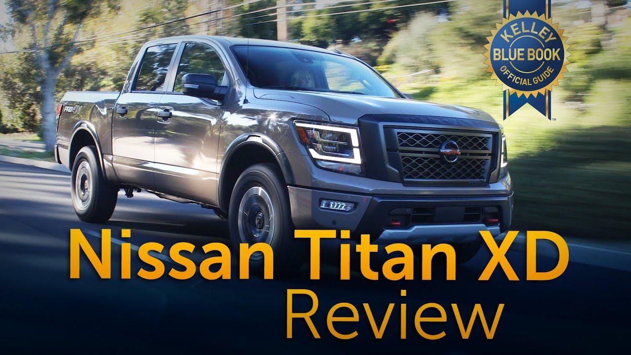 Nissan Titan (2020) ALL Crash Tests [Front, Side, Side-Pole]
