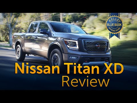 2020 Nissan Titan | Review & Road Test