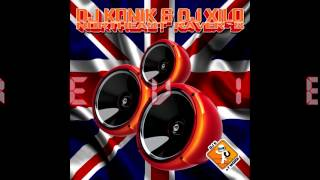 DJ Konik & DJ Xilo - Northeast Ravers (Previa)