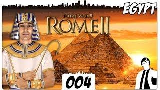 Rome 2 - Ägypten #004 - Von zwei Seiten [Deutsch] | Let