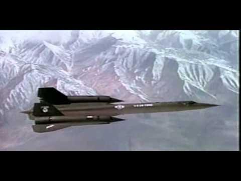 Blackbird SR 71 Nothing But Pratt Engine Sound