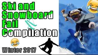 Snowboard & Ski Fails Compilation | Winter 2017