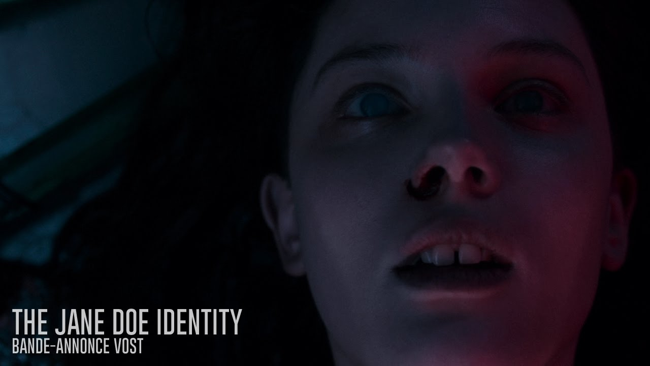THE JANE DOE IDENTITY - Bande- annonce VOST