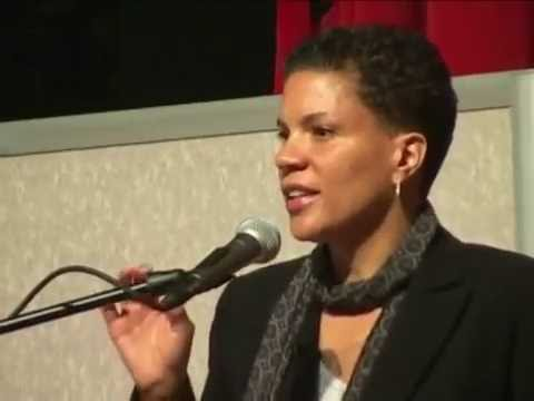Michelle Alexander at Riverside - The  New Jim Crow convict under caste
