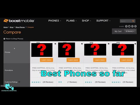 Best Budget Boost Mobile Phones to Buy (Late 2017) HD