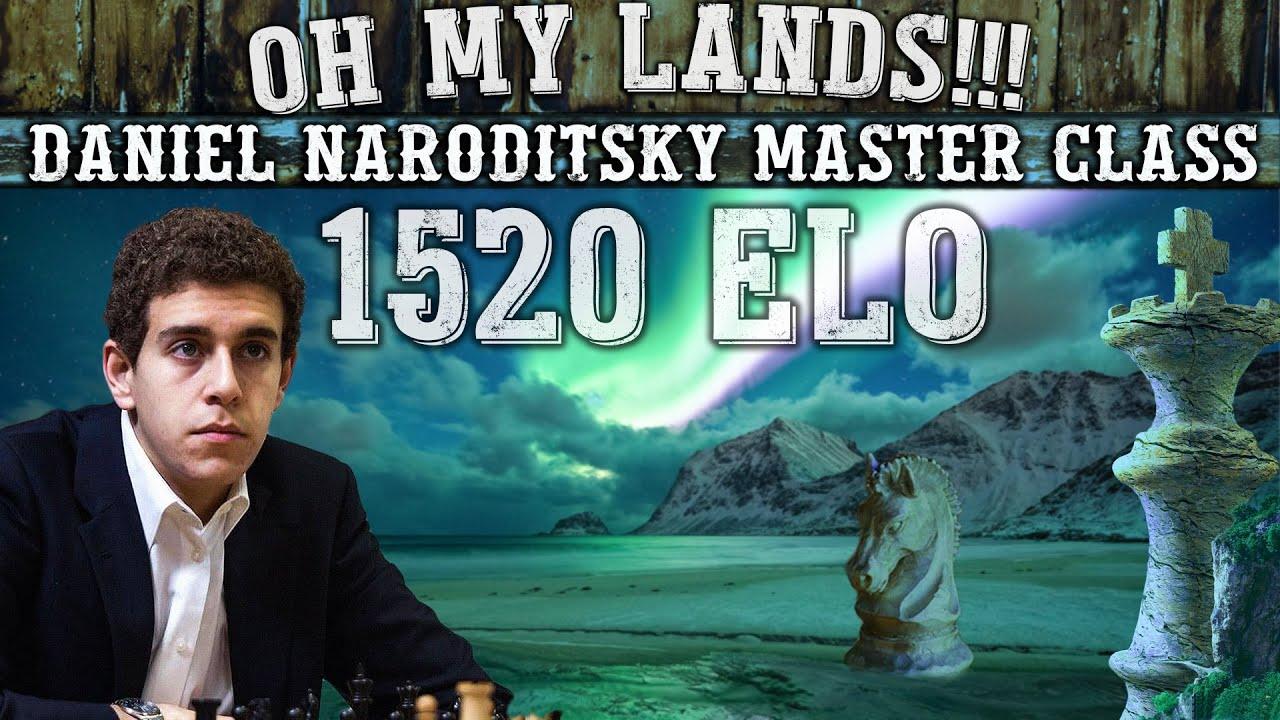 Master Class | Accelerated Dragon Sicilian | Chess Speedrun | Grandmaster Naroditsky