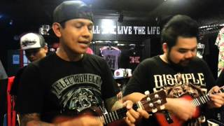 Guntur + Bobby Kool - Sunset Di Tanah Anarki (Superman Is Dead) (ukulele)