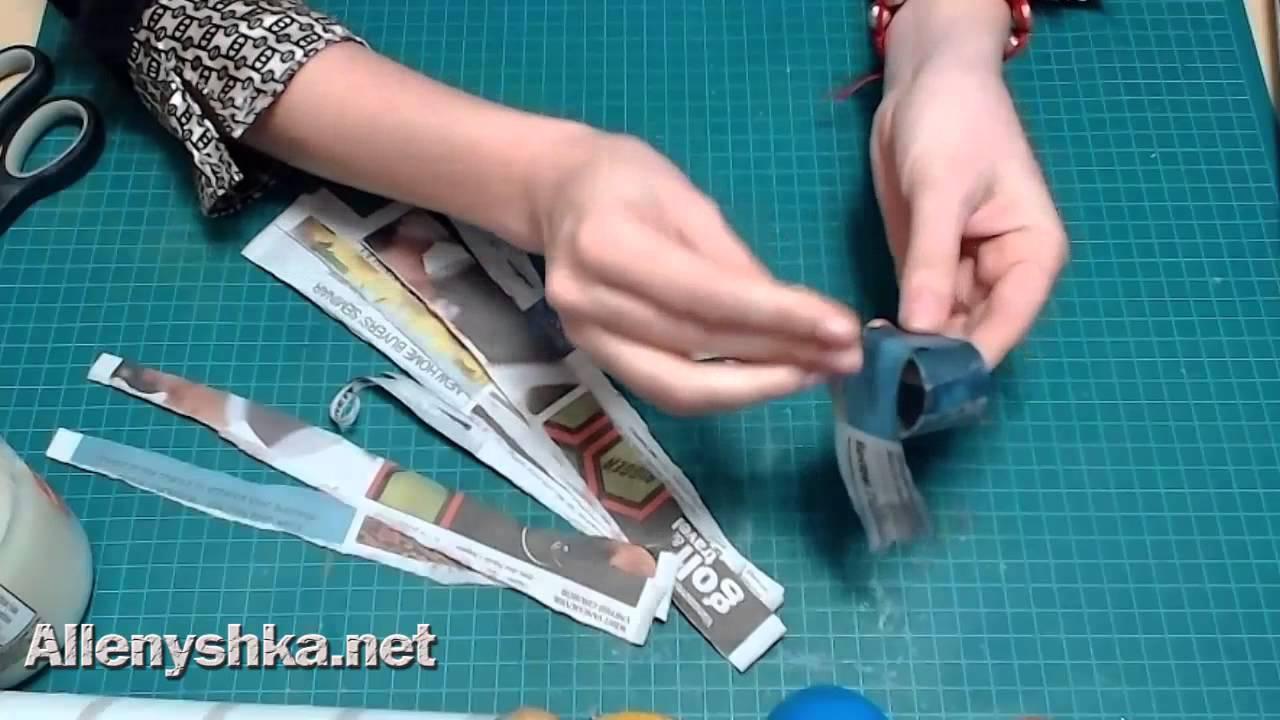 Простая подставка для яиц на Пасху - YouTube