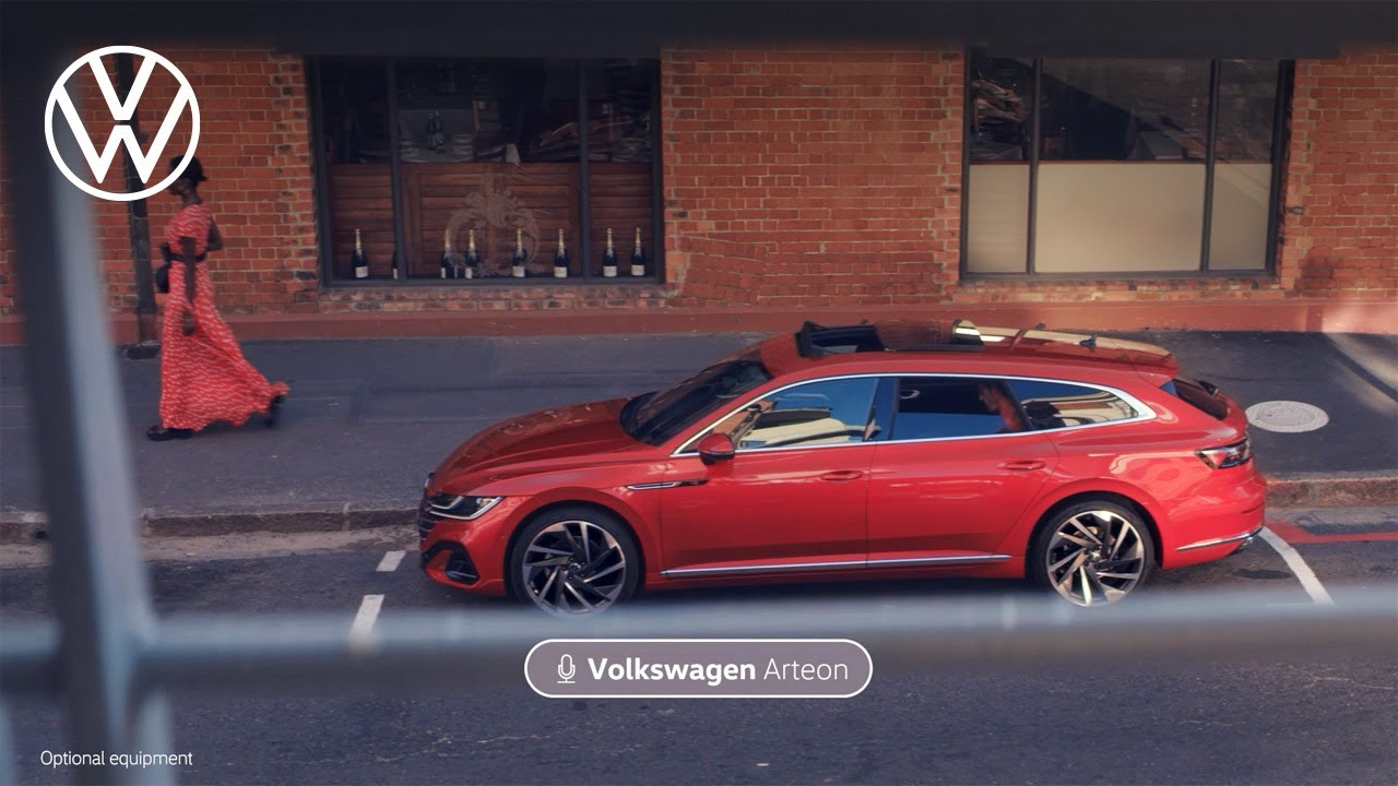 The all-new #ArteonShootingBrake. Pretty comfy. Pretty Arteon. Beyond Beauty | Volkswagen