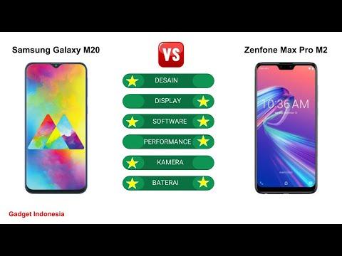 Samsung Galaxy M20 vs Asus Zenfone Max Pro M2   Mana Lebih Baik ?