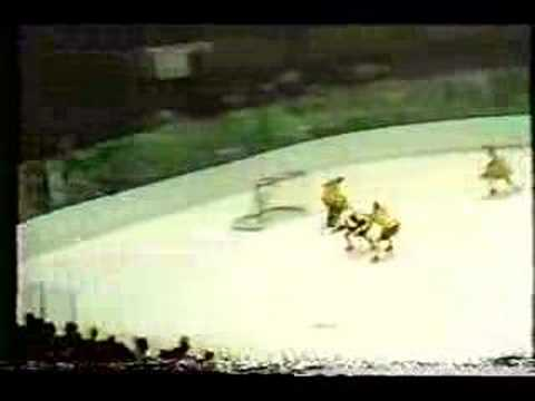 Bruins vs Seals game 1971-72