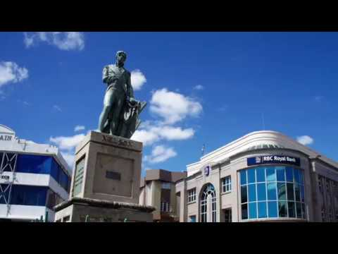 Bridgetown Barbados: Britain Goes Calypso