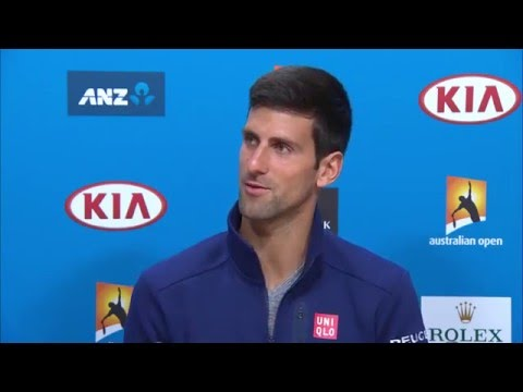 Thumbnail: Learning English with Nadal, Djokovic, Sharapova and more | Australian Open 2016