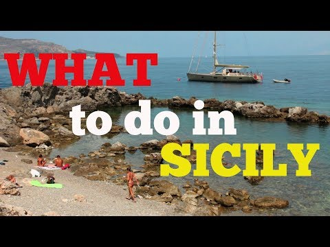 Things to do in Sicily, Italy