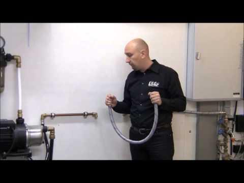 kenmore water softener hookup