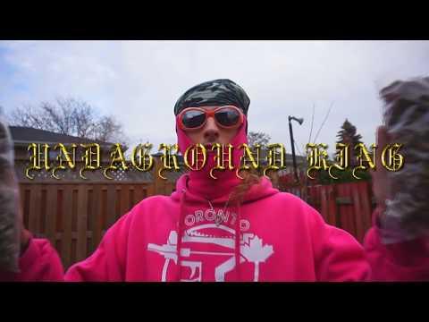 "DJ Smokey - ""Undaground King"" (Official Music video by @pizzapyramidzine)"