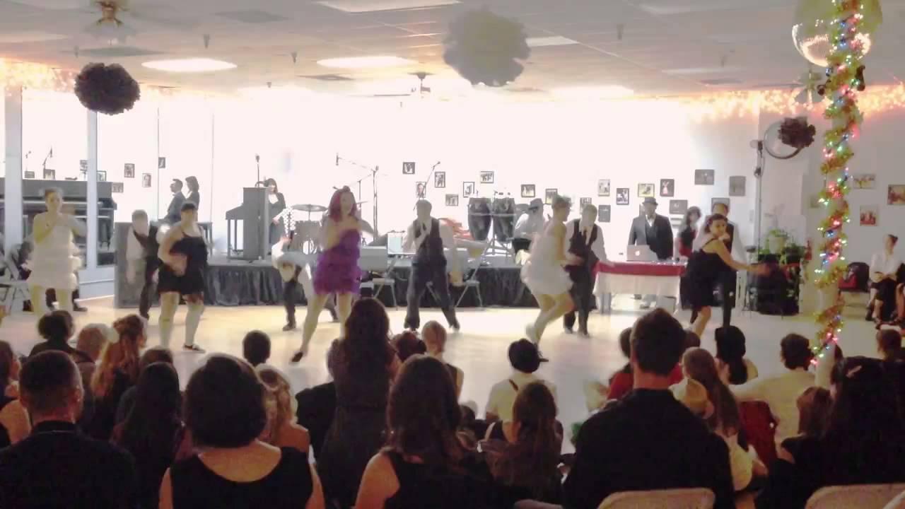 Hang Ten Hoppers - Charleston Performance - December 2013