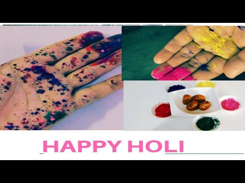 #New Holi Special Couple Romance Whatsapp Status Video 2019|Happy Holi In Advance Wishes Status