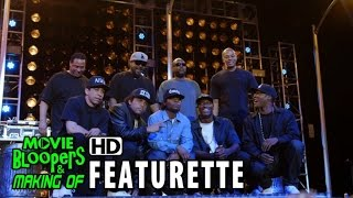 Straight Outta Compton (2015) Featurette - Fab 5 Freddy - Playing Legends