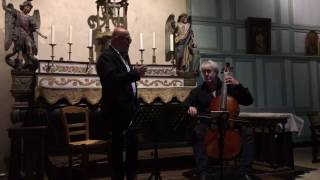 Yann-Fañch Kemener et Aldo Ripoche ~ Concert à Fréhel le 17 / 09 / 2016