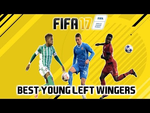 FIFA 17: BEST LEFT WINGERS WITH HIGH POTENTIAL ON CAREER MODE (17-21)