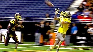 Army All-American Top Plays : OleMiss Bound Shea Patterson TD pass to Stanford commit Simi Fehoko