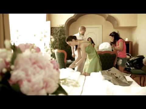 Angelika's Brautvorbereitung - Burg Wolfsbrunn - Hochzeitsfilm Sachsen / CINE EMOTION