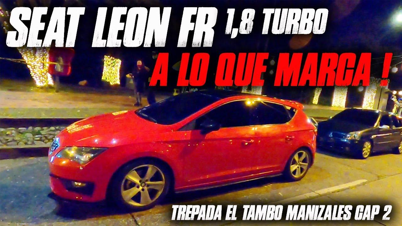 Seat Leon FR a lo que MARCA!! Maldito Loco!!