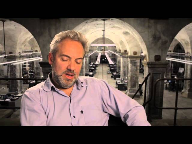 『007 スカイフォール』アストンマーチン・DB5スペシャル映像