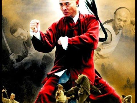 Джет Ли - против мастера кунг-фу,японца и качка......