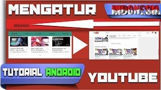 Video Cara Mengatur Beranda Youtube di Android - Tutorial Android #57 download MP3, 3GP, MP4, WEBM, AVI, FLV Juli 2018