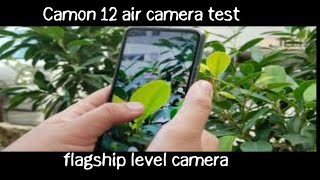 Tecno Camon 12 Air Camera Review