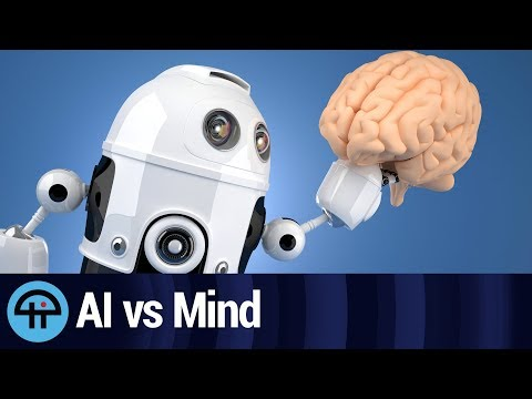 AI: The Difference Between Intelligence and Mind