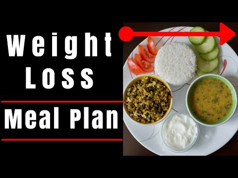Daily Diet Plan for Weight Loss Part 1 | Healthy Diet Schedule for A Day