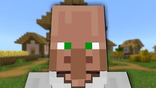 Why Minecraft Villagers Have Big Noses