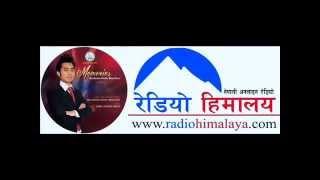 Ran Khadka in Radio Himalaya