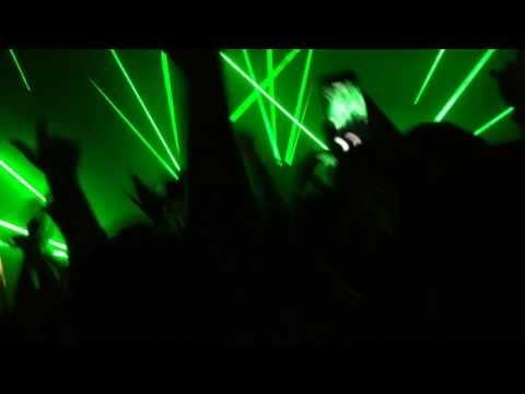 [ZEDD] Major Lazer - Bubble Butt (Dada Life Remix) LIVE Houston