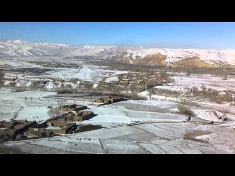 Bamyan, Afghanistan - Takeoff and Landing (Dash8)