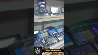 20inch Car Android Stereo #Stereo_shorts #CarMusicHub #YouTube_shorts