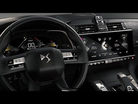 2018 Citroen DS 7 Crossback INTERIOR - YouTube