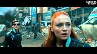 Люди Икс: Апокалипсис (2016) Второй Русский Трейлер HD