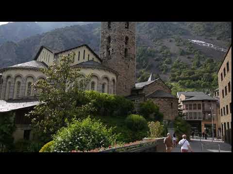 Andorra churches