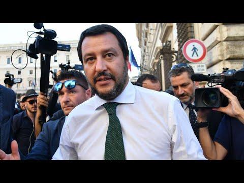وزير الداخلية الإيطالي يهاجم الغجر  - نشر قبل 1 ساعة