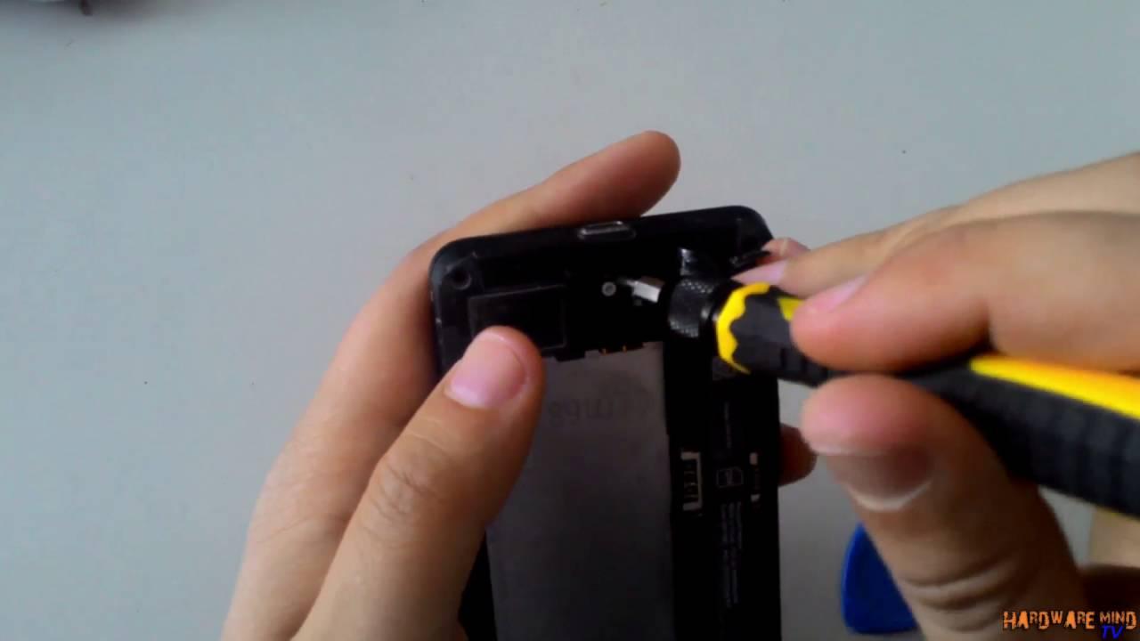 How To Hard Reset Nokia Lumia 620 - YouTube
