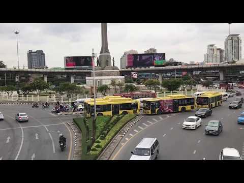 Victory Monument - Bangkok-Thailand 2017