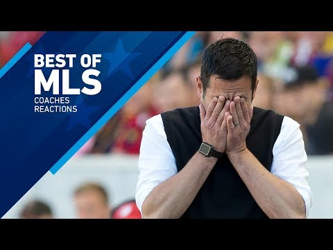 Best coach reactions in 2017