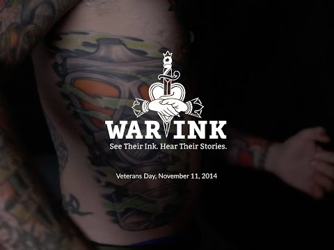 WAR INK on YouTube