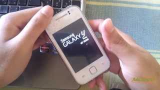 How to Update Galaxy Young Y S5360 to Android 4.1.1 + Root + CWM