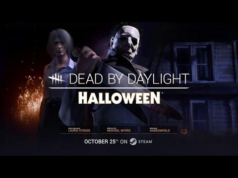 Halloween Chapter ( NEW KILLER & NEW SURVIVOR ) - Dead By Daylight Indonesia